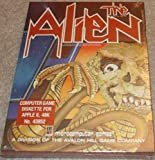 The Alien by Avalon Hill for Apple II