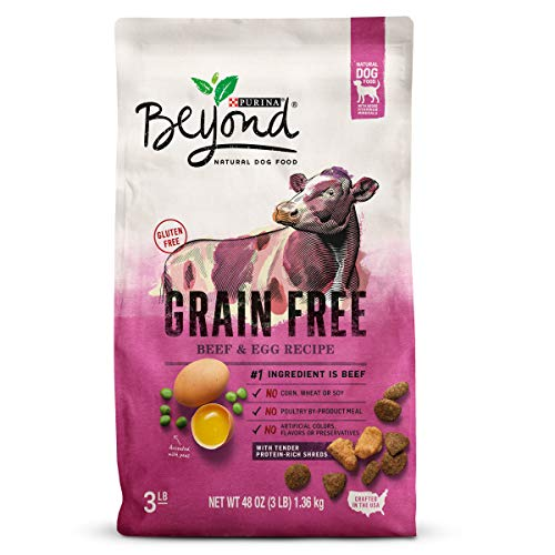 Purina Beyond Grain Free Natural Recipe dog food