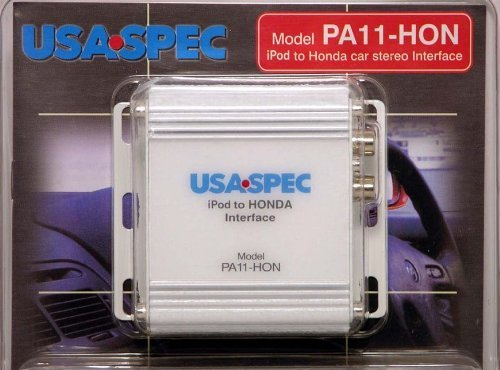 USA Spec Pa11-hon 1994-2005 Honda and Acura Ipod Interface + Aux Input