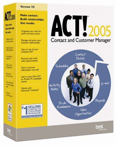 ACT! 2005 Upgrade