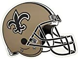 Applied Icon, NFL New Orleans Saints Large Outdoor Helmet Decal