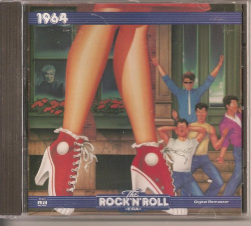 VA – The Rock 'N' Roll Era  1964 (1992) [FLAC]