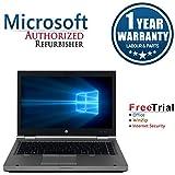HP EliteBook 8470P 14'' Laptop Computer(Intel Core i5 3320M 2.4G,8G RAM DDR3,500G HDD,DVDRW,Windows 10 Professional)(Certified Refurbished)