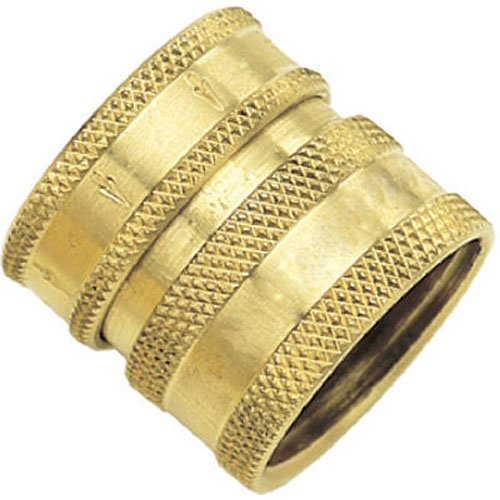 09QCFGT Green Thumb Brass Female Quick Connector for Hose