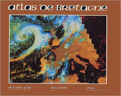 Livre Atlas de Bretagne pdf epub
