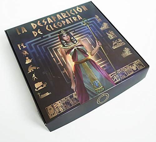 La desaparición de Cleopatra - Escape Room: Amazon.es: Juguetes y ...
