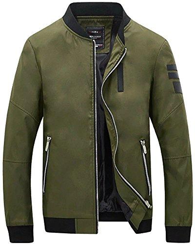 HENGAO Fashion Collar Zipper Casual product image