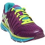 ASICS Gel-Lyte 33 2 GS Running Shoe (Infant/Toddler/Little kid/Big Kid),Purple/Blazing Yellow/Turquoise,5.5 M US Big Kid