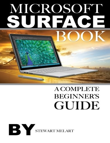 Price comparison product image Microsoft Surface Book: A Complete Beginner's Guide