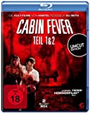 Cabin Fever 1 & 2 [Blu-ray] [Import allemand]