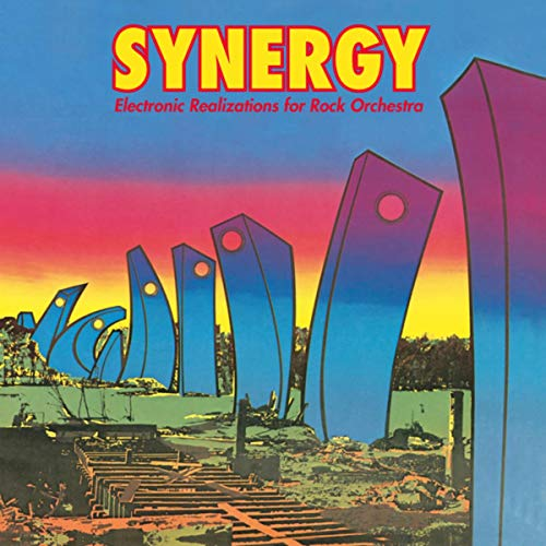 Synergy Electronic - Electronic Realizations for Rock Orchestra