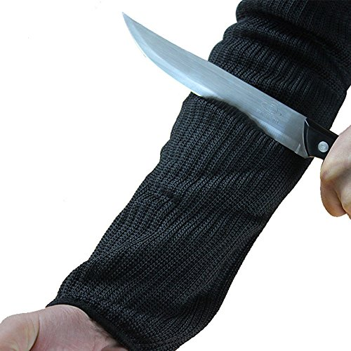 CLSstar- Steel Wire Arm Protection Sleeve Anti-Cut Resistant Anti Abrasion Safety Arm