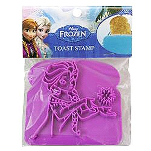 Disney Frozen Toast Stamp / Waffle Stamp (Elsa Cookie Cutter)