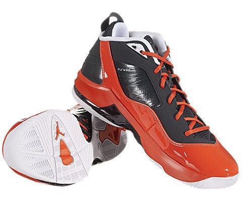 Nike Air Jordan Melo M8 Mens Basketball Shoes 469786-016 Anthracite 10 M US