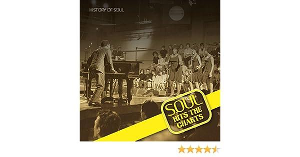 Soul Music Hits the Charts 1955-62 / Various