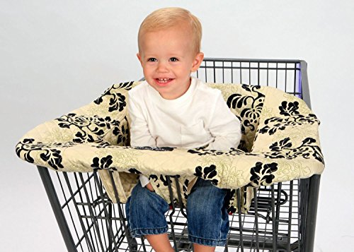Balboa Baby Shopping Cart Cover, Lola by Balboa Baby (Image #3)