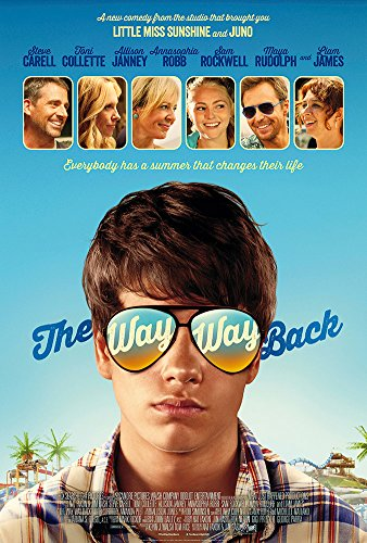 The Way Way Back - Movie Poster - Size 24