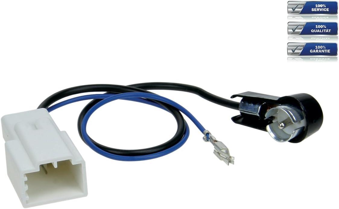 Adaptador de antena Toyota Avensis/Yaris (GT13 () a ISO ...
