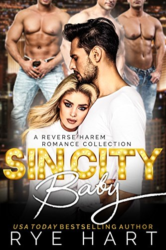 Sin City Baby: A Reverse Harem Romance Collection cover