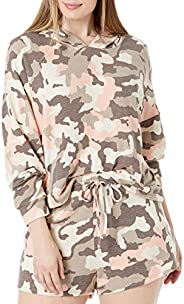 Wild Meadow Women's Mix & Match Lightweight French Terry Loungewear Separates (Hoodie, Sweatpant, Swe