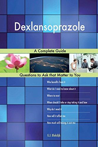 Dexlansoprazole; A Complete Guide -
