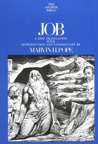 Job (The Anchor Bible, Vol. 15)