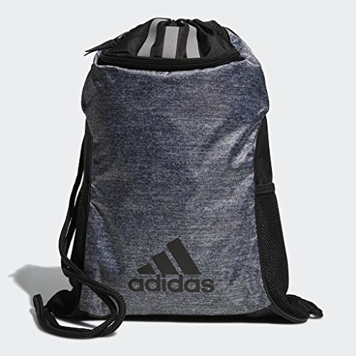 adidas Team Issue Ii Sackpack, Onix Jersey/Black, One Size