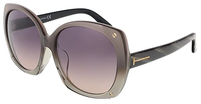 Amazon.com: anteojos de sol TOM FORD TF 362-f ft0362-f 38J ...