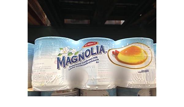 Amazon.com : Magnolia sweetened condensed milk 5/14 oz. (pack of 6) : Grocery & Gourmet Food