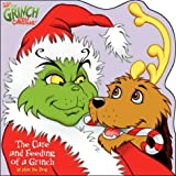 The Care and Feeding of a Grinch: Shaped Storybook (Dr. Seuss' How the Grinch Stole Christmas!)