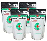 Value 4 Pack of Enisyl-F L-Lysine Treats Pouches for Cats and Kittens (4/180 gm), My Pet Supplies
