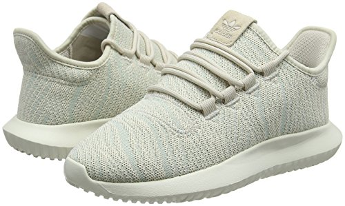 S18 Marron Femme W Tubular clear ash Brown Green Shadow White off Basket Adidas w6vHTXqw