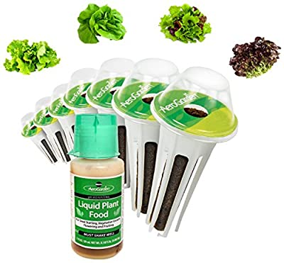 Miracle-Gro AeroGarden Salad Greens Mix Seed Pod Kit