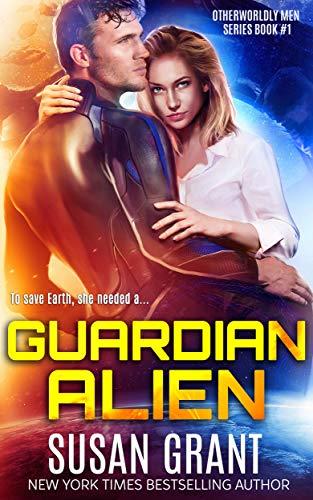 Guardian Alien (OtherWorldly Men Book 1)