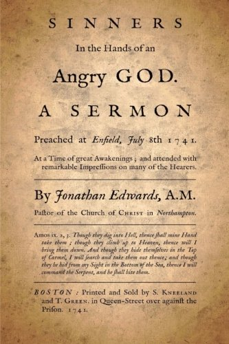 the congregations relationship with god in sinners in the hands of an angry god by jonathan edwards The name jonathan edwards is the first many people remember  his signature sermon, sinners in the hand of an angry god,  with wails and cries in the congregation and the fear of god on the lips  broken relationship.