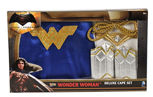 Wonder+Woman Products : Imagine by Rubies Wonder Woman Deluxe Cape Costume