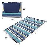 Besiva Picnic Mat, Extra Large Picnic Blanket