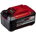 Einhell 4511437 Batteria a Ioni di Litio Power X-Change 5,2 Ah Plus, 18 V