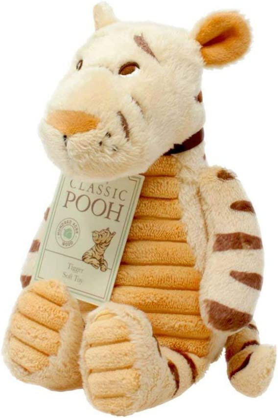 Winnie the Pooh Tigger Oficial Tiger Oso Juguete Peluche - Rainbow Designs - 20cm