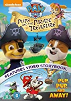 Paw Patrol: Pups and the Pirate Treasure