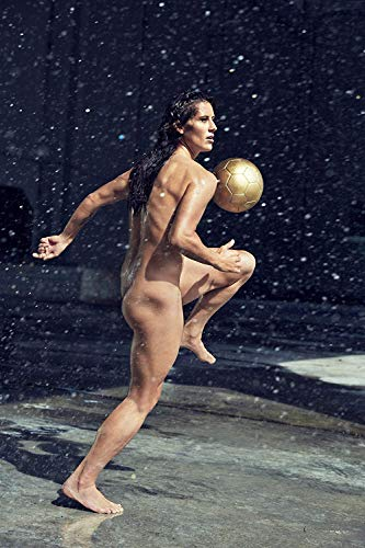 Ali Krieger Poster Photo Limited Print Olympic World Cup American Soccer Player Sexy Celebrity Athlete Size 8x10 #2