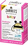 Zarbee's Naturals Baby Multivitamin with Iron, Vitamins A, C, D, Natural Grape Flavor, 2 Fl. Ounces