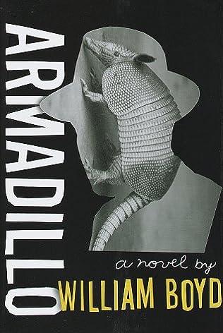 book cover of Armadillo
