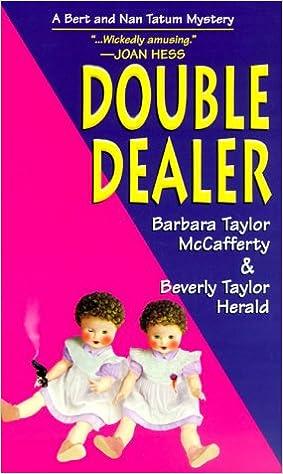 Double Dealer A Bert And Nan Tatum Mystery Barbara Taylor
