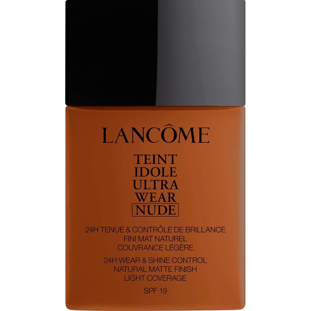 [Lancme ] ランコムTeintのIdole超摩耗ヌード財団Spf19の40ミリリットル13.2 - ブラン - Lancome Teint Idole Ultra Wear Nude Foundation SPF19 40ml 13.2 - Brun [並行輸入品] B07S94PMD7