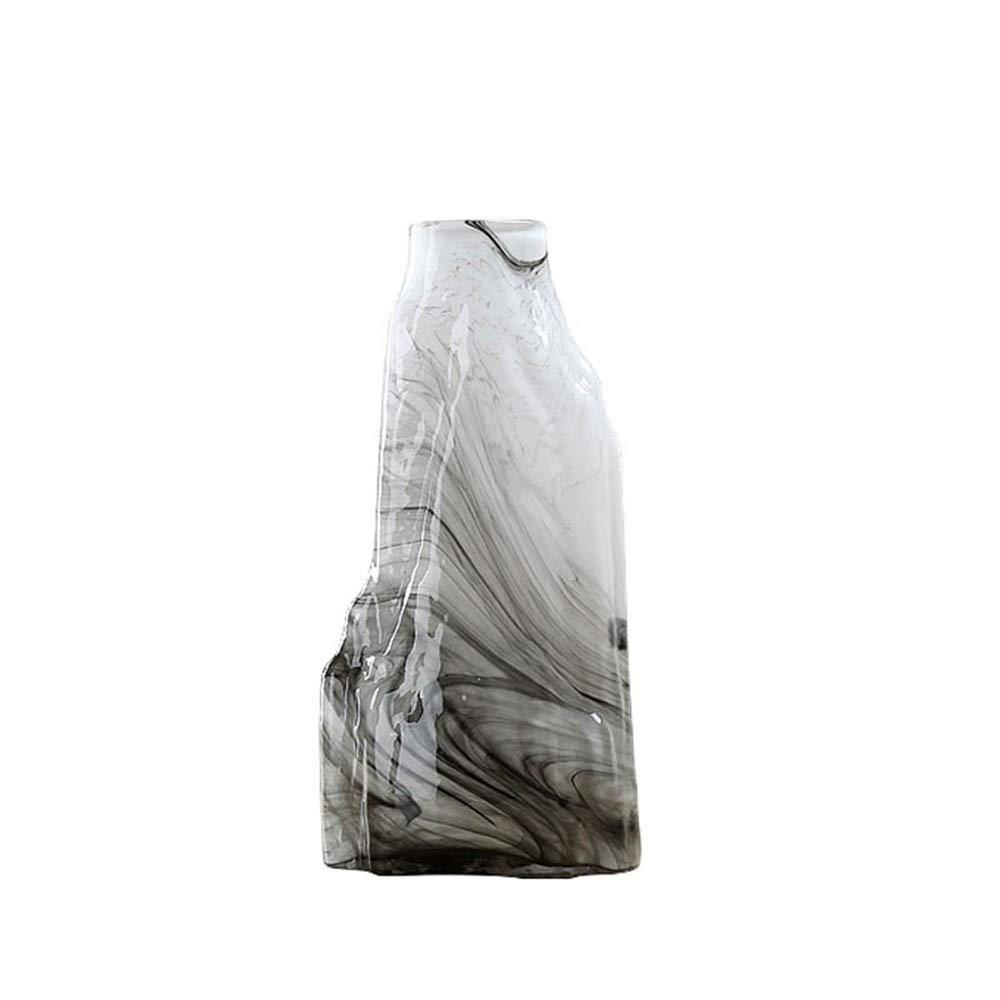 手描きの水墨画花瓶の家の装飾 (Size : 35.5cm*17cm) B07SD14SGW  35.5cm*17cm
