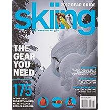Skiing Magazine 2017 Gear Guide