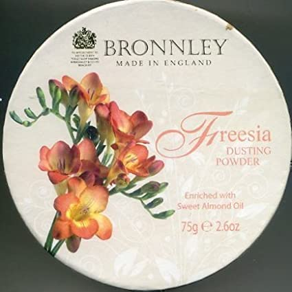 Bronnley Freesia Dusting Powder Bronley