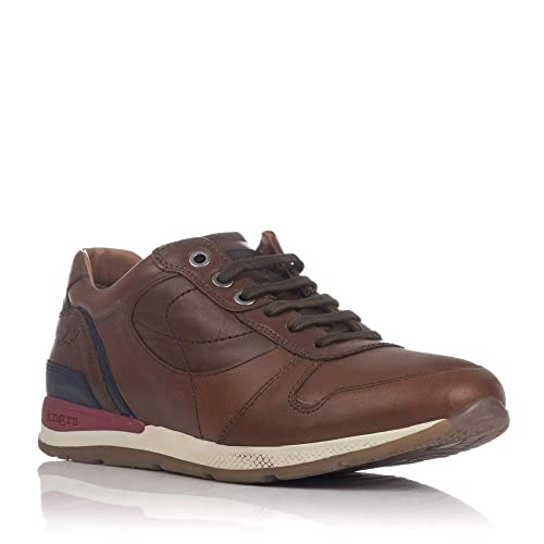 Kangaroos 9590-13 Cuero Zapatilla Piel Caballero Cuero Hombre Cuero 42: Amazon.es: Zapatos y complementos