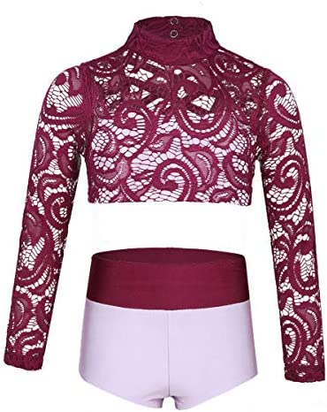 ACSUSS Gymnastics Outfits Sleeves Dancewear product image